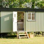 Wall Bed Hut by Riverside Shepherd Huts