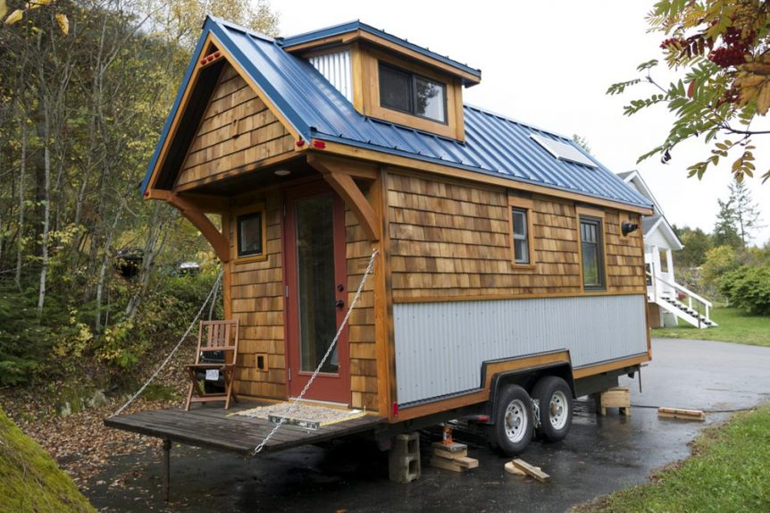 Acorn by Nelson Tiny Houses