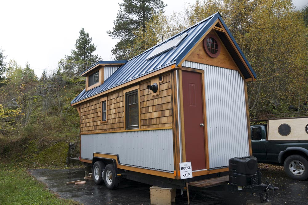 Exterior View - Acorn by Nelson Tiny Houses