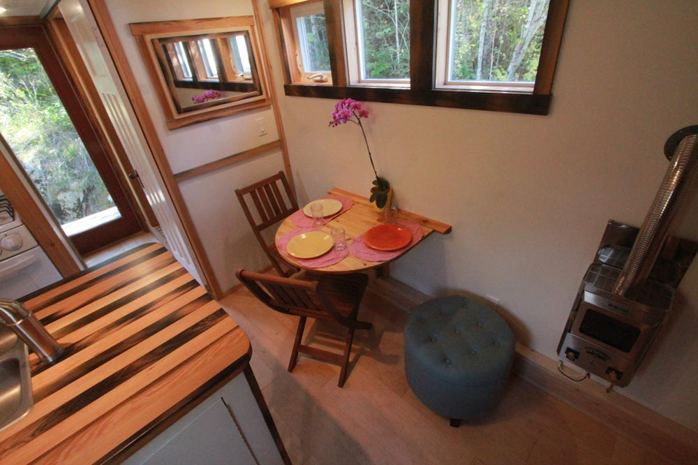 Fold Down Table - Acorn by Nelson Tiny Houses