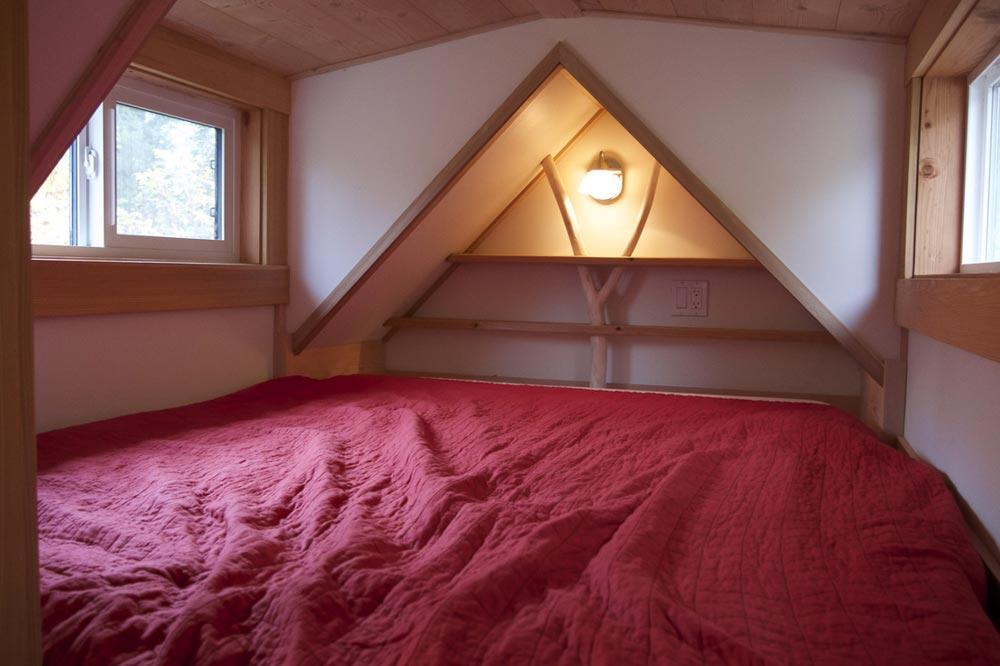 Bedroom Loft - Acorn by Nelson Tiny Houses