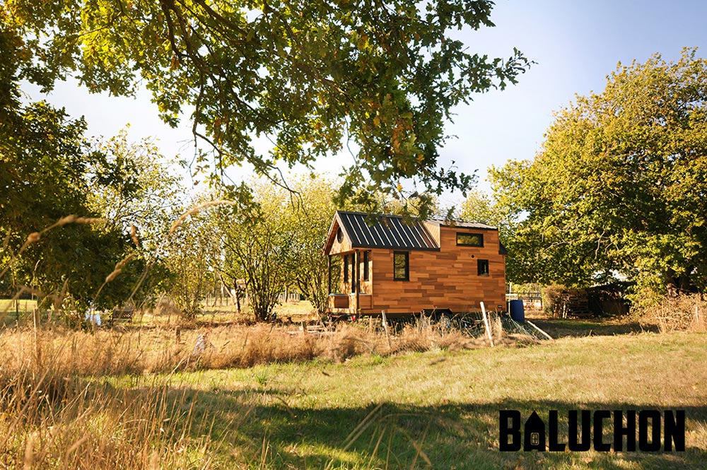 Tiny House in the French Countryside - Avonlea by Baluchon