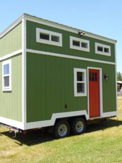 Birchwood by Upper Valley Tiny Homes