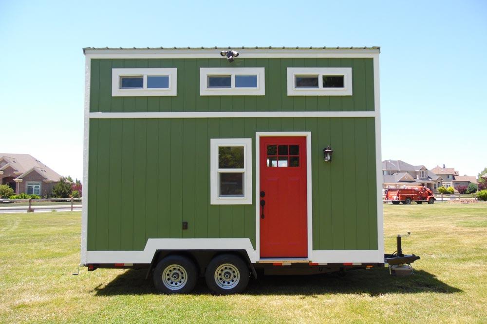 16' Tiny House - Birchwood by Upper Valley Tiny Homes