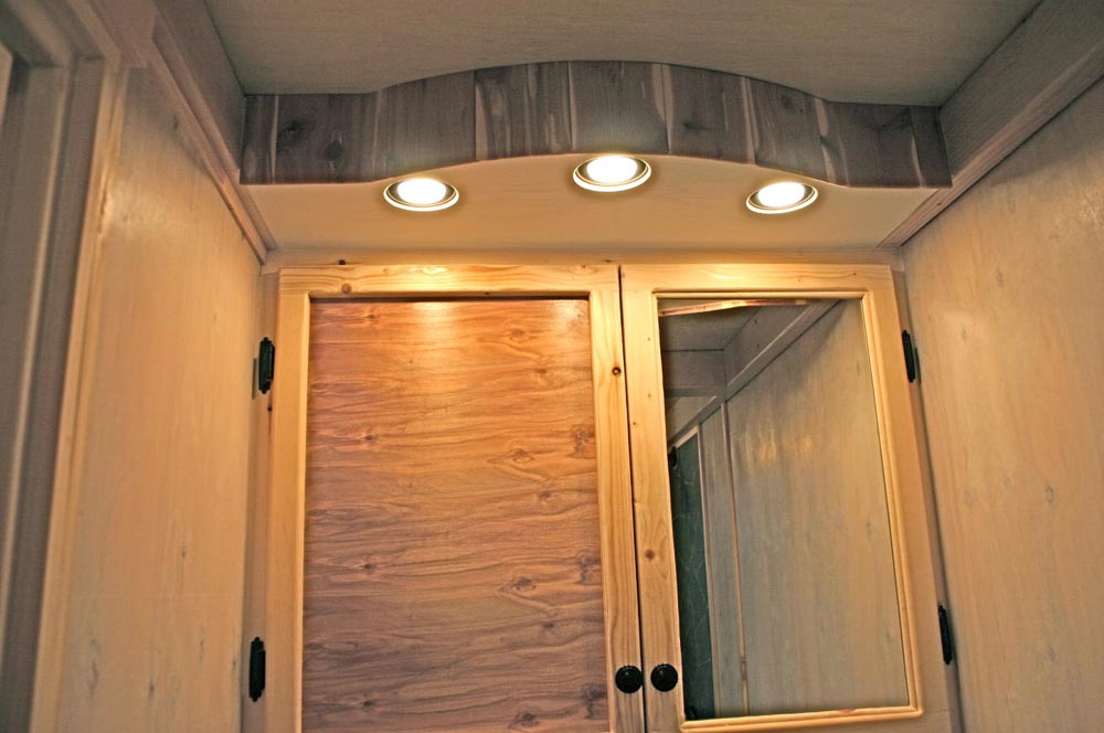 Bathroom Lights - Chalet by Molecule Tiny Homes
