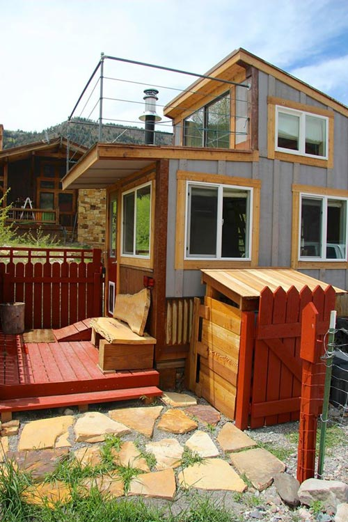 270 sq.ft. Tiny House - Clearstory by Jeremy Matlock