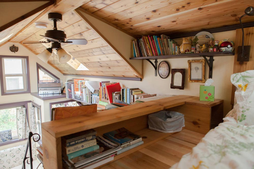 Storage in Bedroom Loft - Maiden Mansion by Pocket Mansions