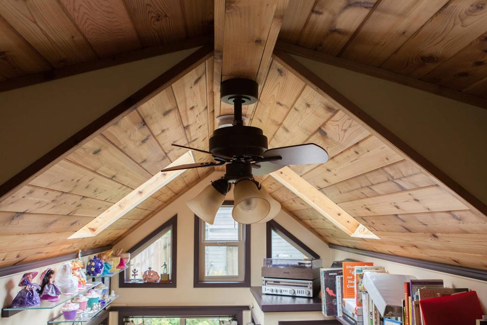 Ceiling Fan - Maiden Mansion by Pocket Mansions