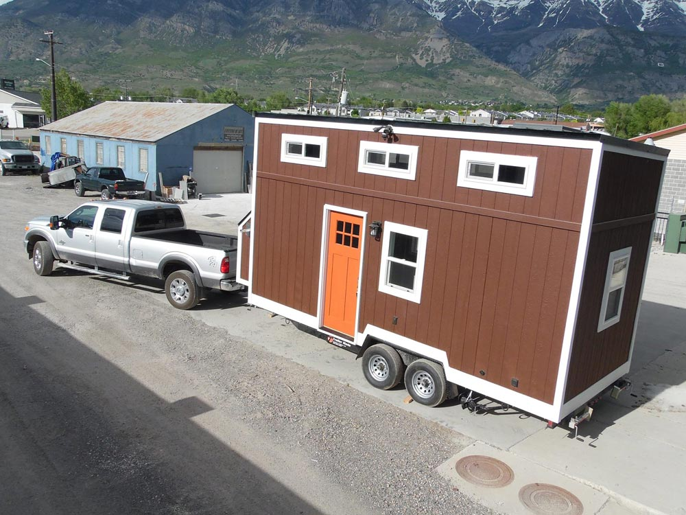 20' Tiny House - Man Cave by Upper Valley Tiny Homes