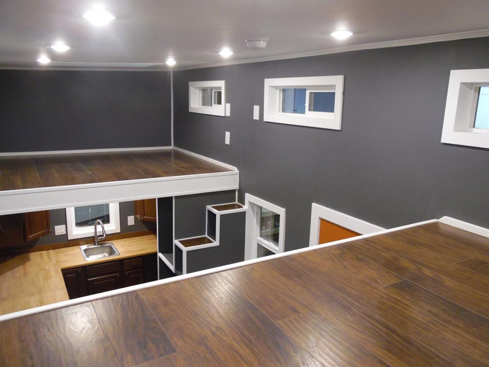Lofts - Man Cave by Upper Valley Tiny Homes