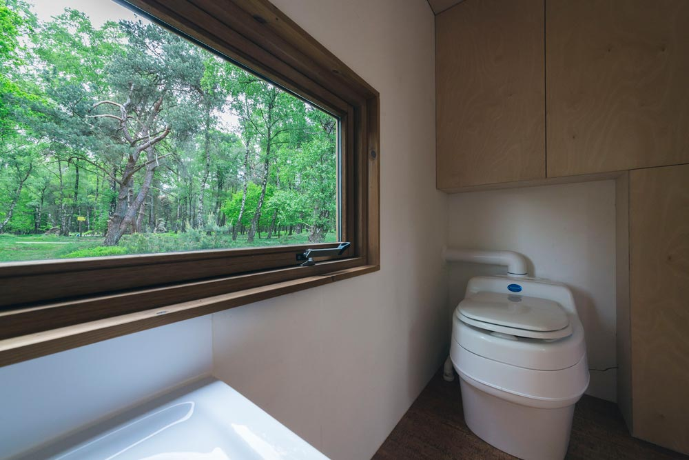 Bathroom - Marjolein's Tiny House