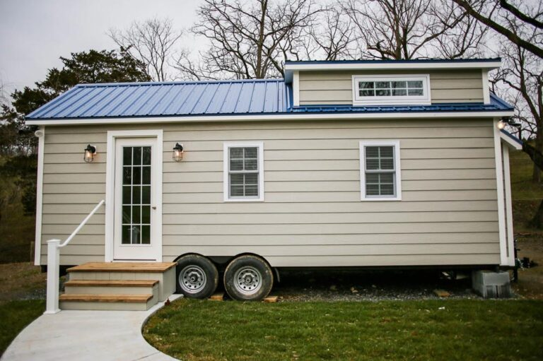 Modern Take Two by Liberation Tiny Homes