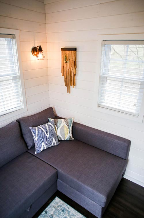 Couch - Modern Take Two by Liberation Tiny Homes