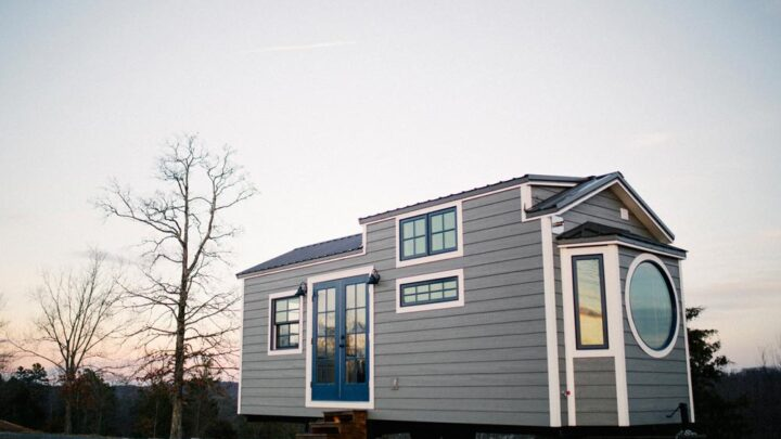 Monocle by Wind River Tiny Homes