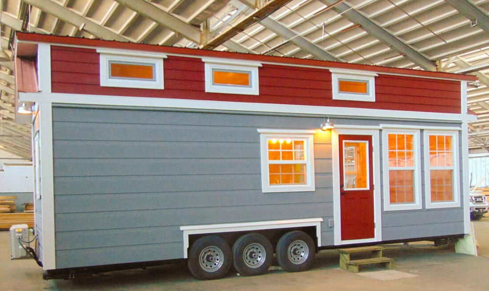 French Quarter by Incredible Tiny Homes