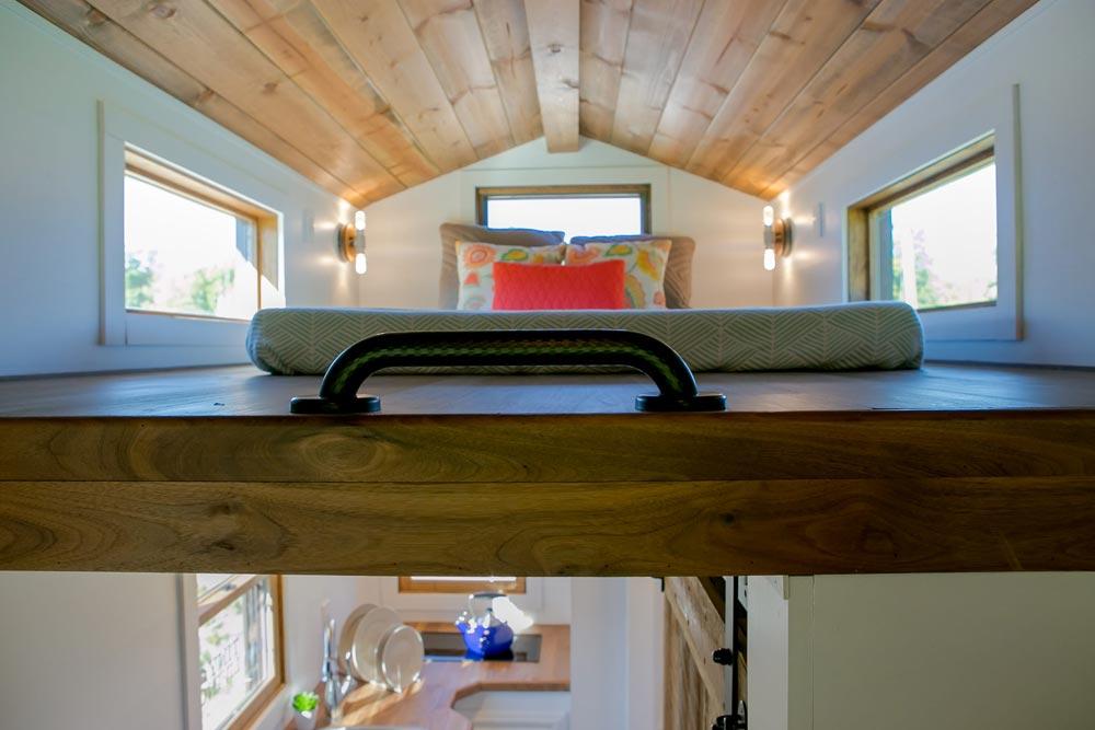 Bedroom Loft Detail - Roving by 84 Lumber