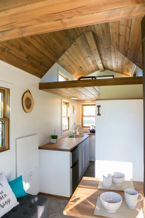 Kitchen & Bedroom Loft - Roving by 84 Lumber