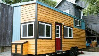 Shannon Black's Tiny House