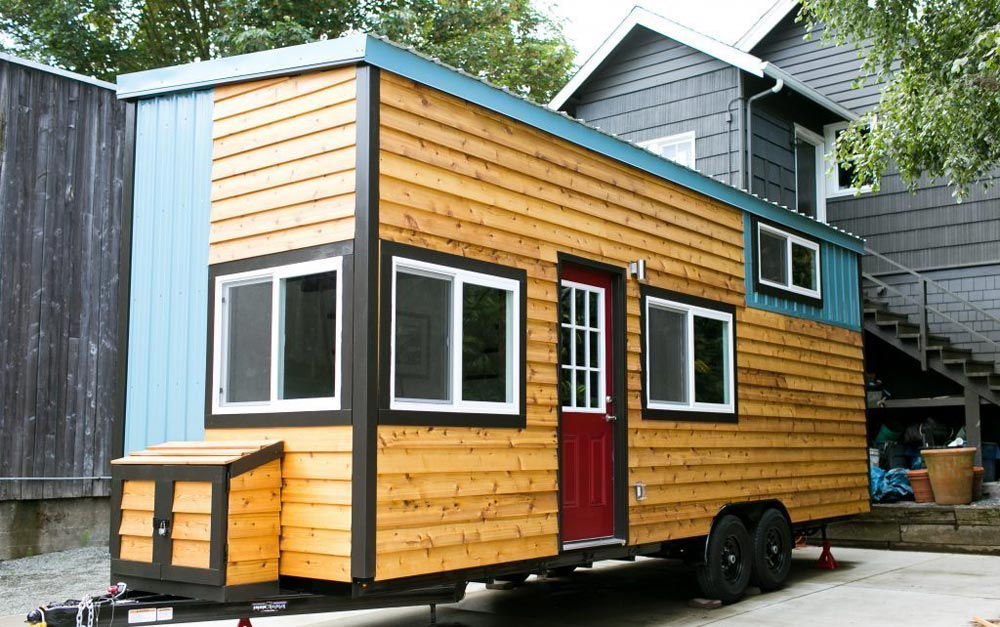 Shannon Black S Tiny House Tiny Living