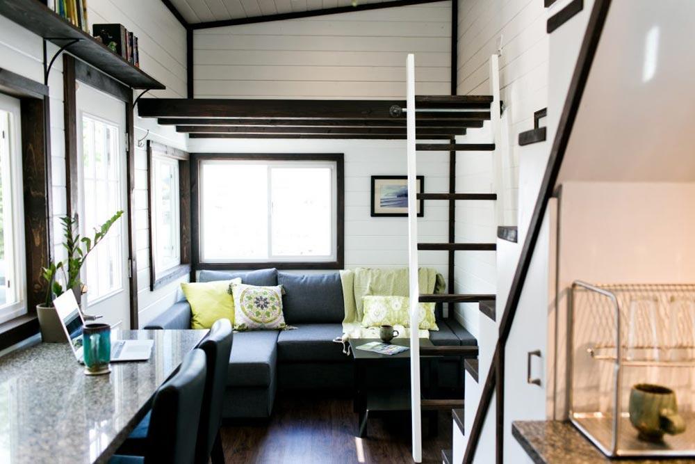 Shannon Black S Tiny House Tiny Living