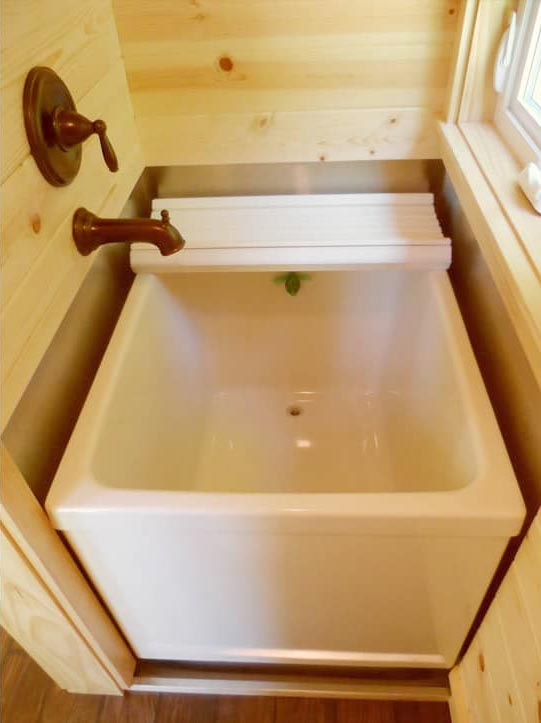 Japanese Soaking Tub - Tea House by Oregon Cottage Company