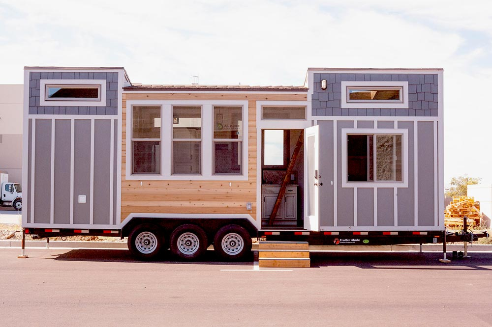 Teton by Alpine Tiny Homes