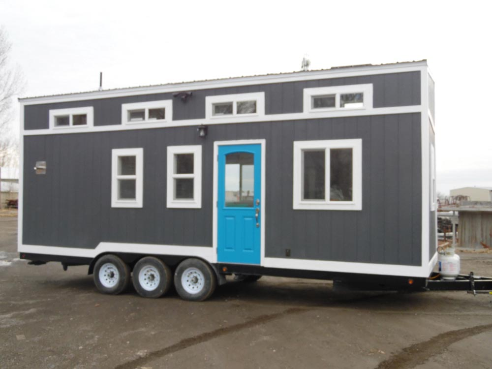 Two Bedroom by Upper Valley Tiny Homes