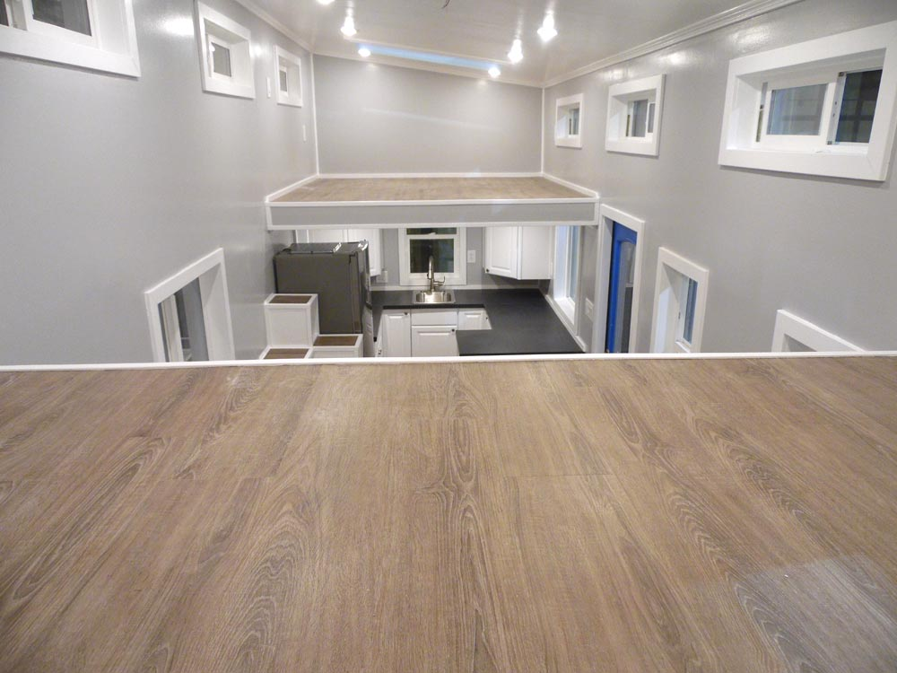 Bedroom Lofts - Two Bedroom by Upper Valley Tiny Homes