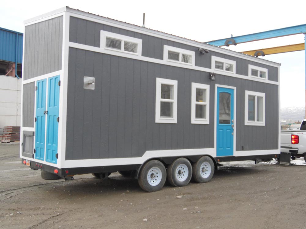 Two Bedroom Tiny House By Upper Valley Tiny Homes