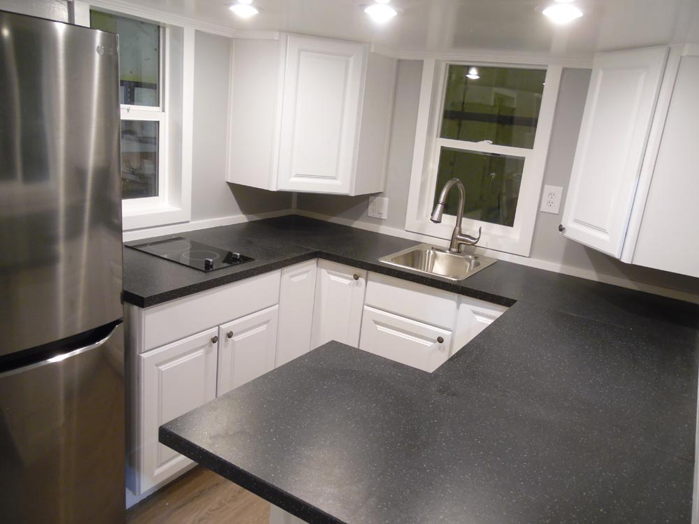 Kitchen - Two Bedroom by Upper Valley Tiny Homes
