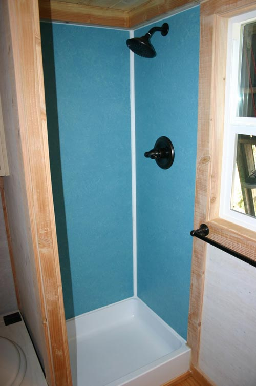 Shower - Venture by Molecule Tiny Homes
