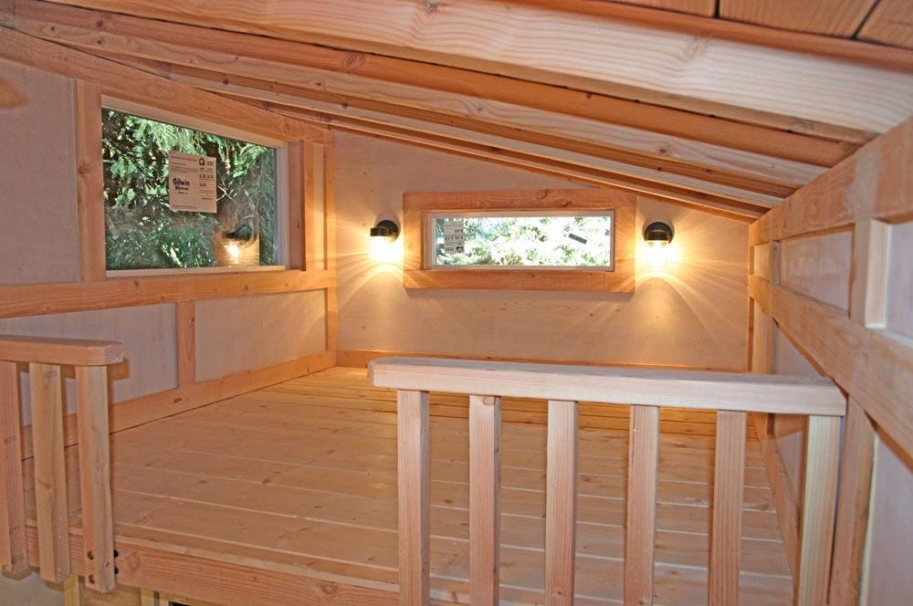 Bedroom Loft - Venture by Molecule Tiny Homes