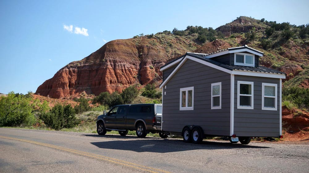 On The Road - Wanderlust Tiny House