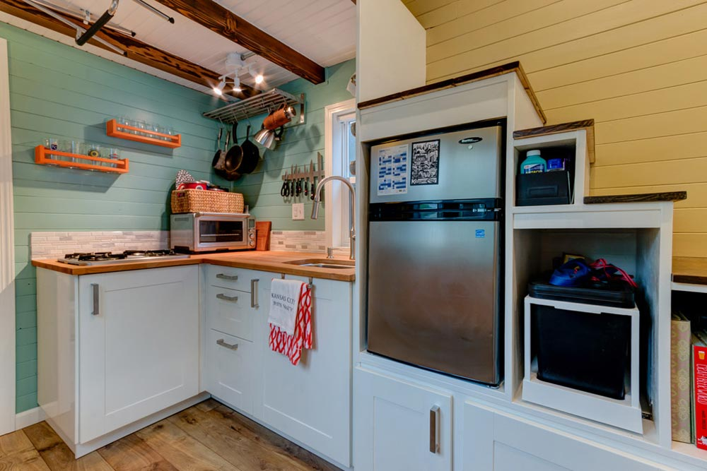 Mini Fridge - Wanderlust Tiny House