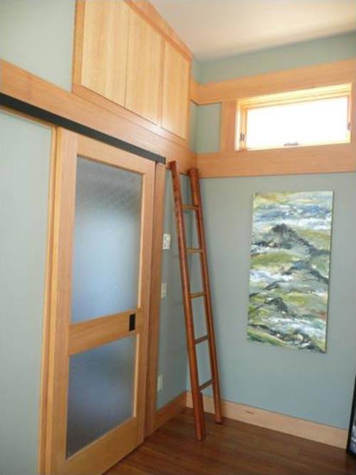 High Windows For Privacy - Waterhaus by Greenpod Development