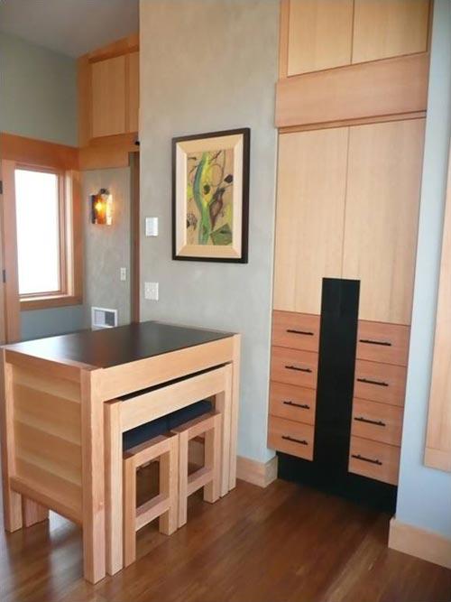 Multi-Use Furniture - Waterhaus by Greenpod Development