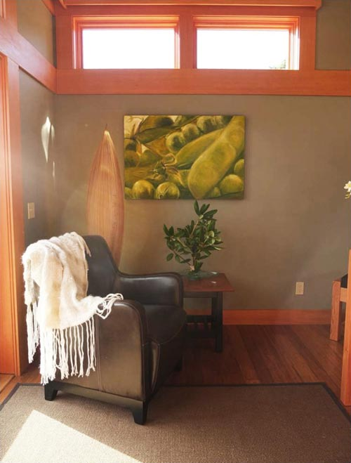 Living Room - Waterhaus by Greenpod Development