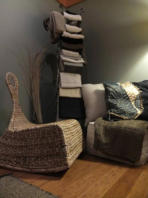 Living Room Furnishings - Waterhaus by Greenpod Development