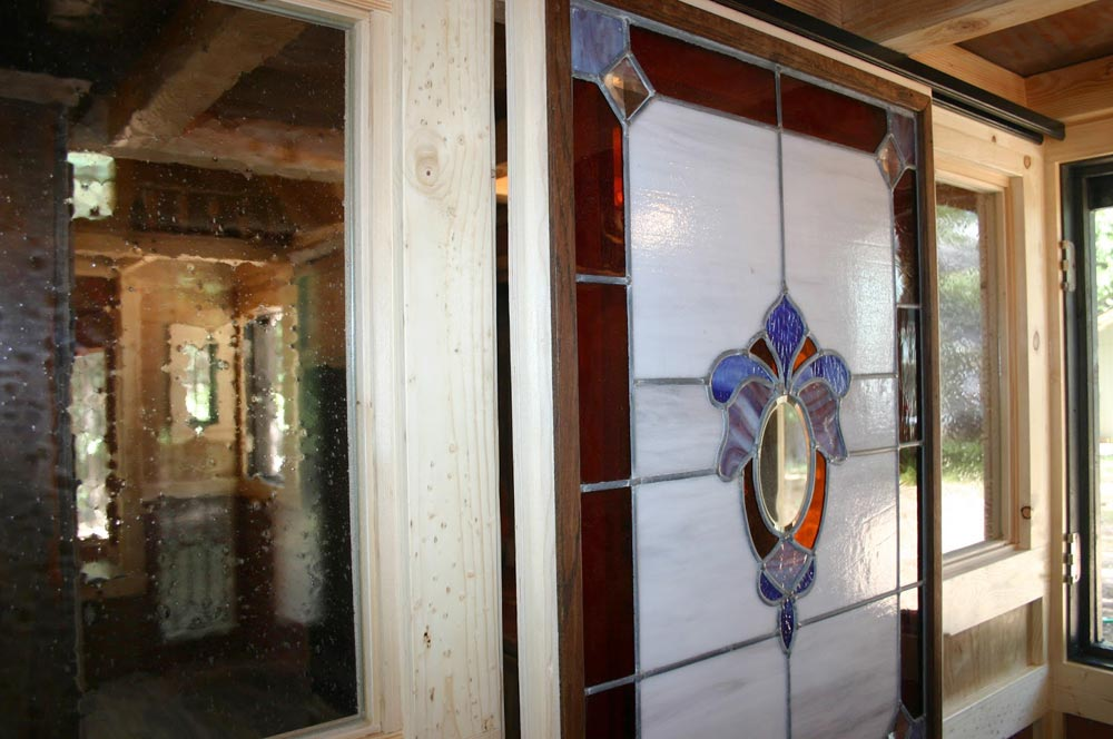Stained Glass - 1904 by Molecule Tiny Homes