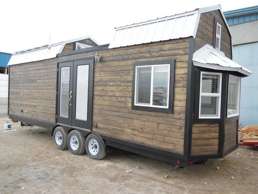Barn Style by Upper Valley Tiny Homes