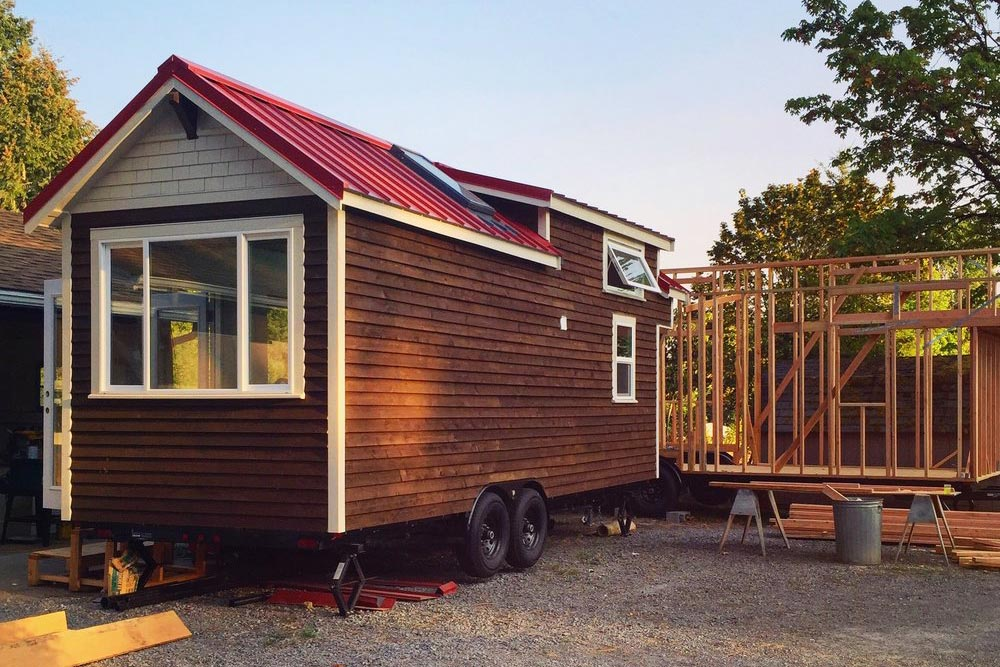24' Tiny House - Little Cedar by Handcrafted Movement