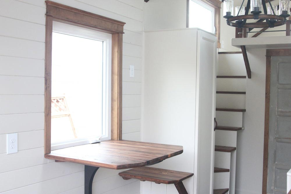 Custom Table & Bench - Little Cedar by Handcrafted Movement
