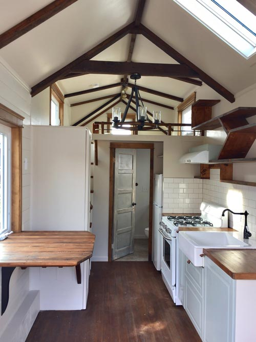 Kitchen & Dining Area - Little Cedar by Handcrafted Movement