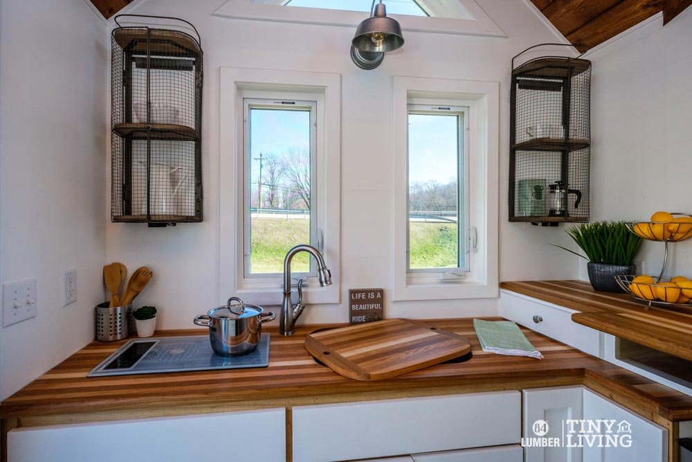 Butcher Block Counter - Countryside by 84 Lumber