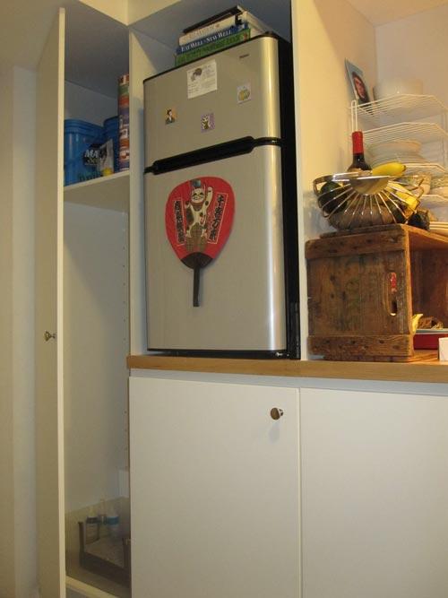 Refrigerator - Thousand Crow by Camera Buildings