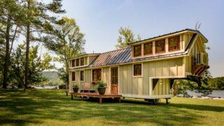 Gooseneck Tiny House - Denali by Timbercraft Tiny Homes
