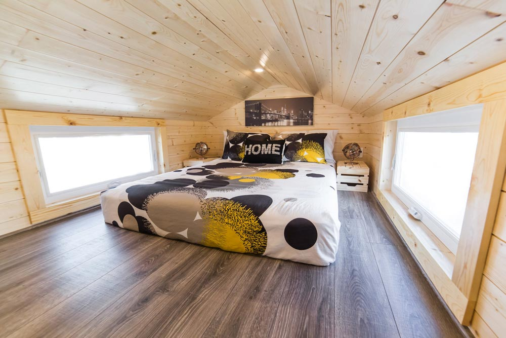 Guest Loft - Mansion Elite by Uncharted Tiny Homes