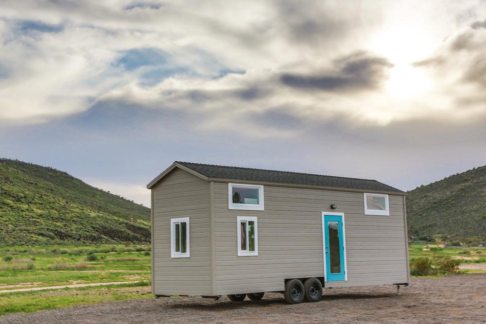 30' Tiny House - Mansion Elite by Uncharted Tiny Homes