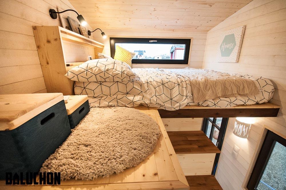 Bedroom Loft - Essen'Ciel by Baluchon
