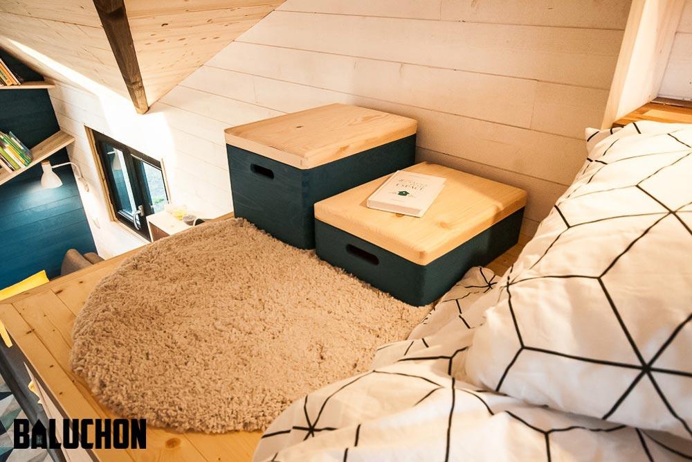 Bedroom Storage - Essen'Ciel by Baluchon